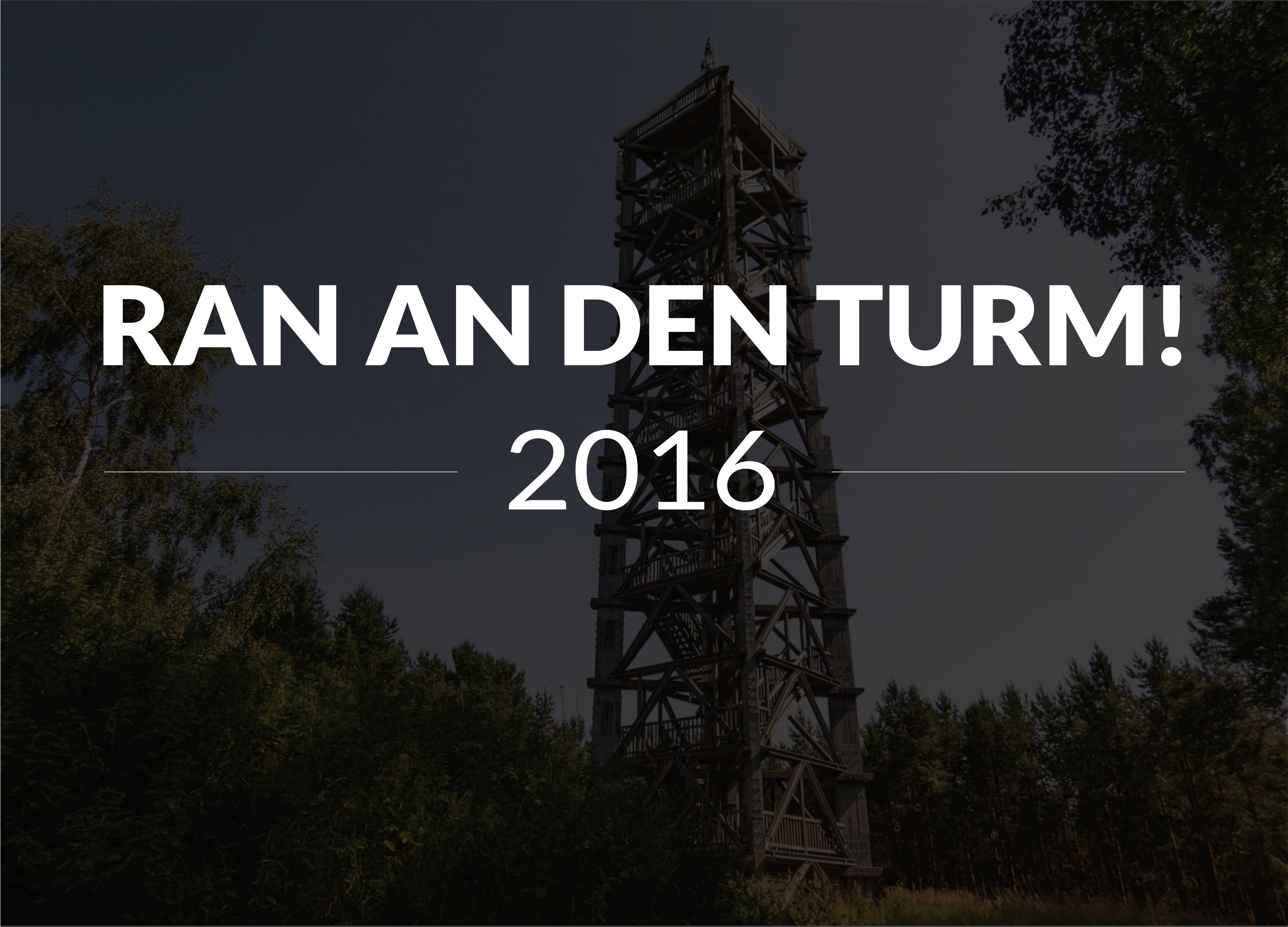 4.RAN AN DEN TURM 2016